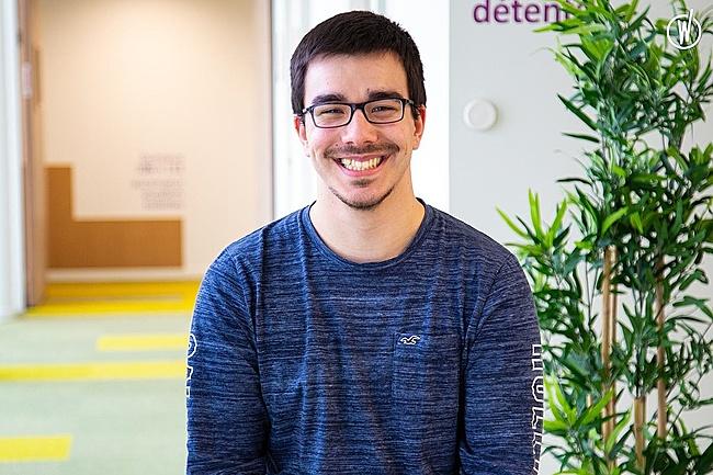 Rencontrez Romain, Ingénieur R&D - Quortex