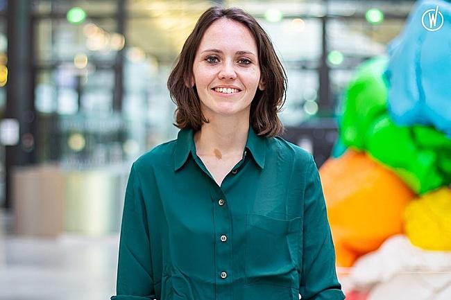 Meet Léa, Head of Incubation Programs - Via-ID