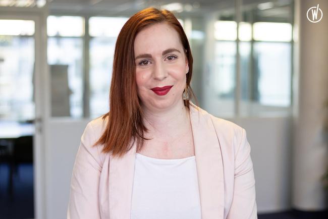 Rencontrez Audrey, Chargée de Clientèle Service Professionnels