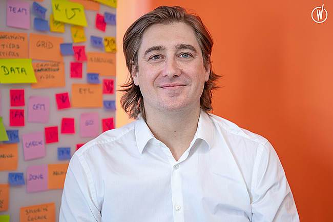 Meet Philippe, Vice President-Content-Data - Capital Fund Management