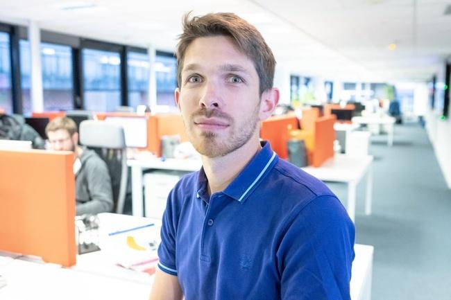Rencontrez Guillaume, Team leader R & D - 3DS OUTSCALE