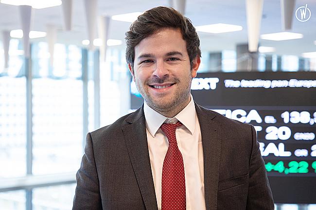 Meet Timothy, Sales Associate - Euronext