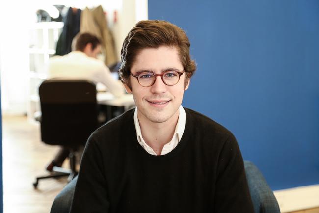Rencontrez Hugo, Responsable Relations Investisseurs  - ANGELSQUARE