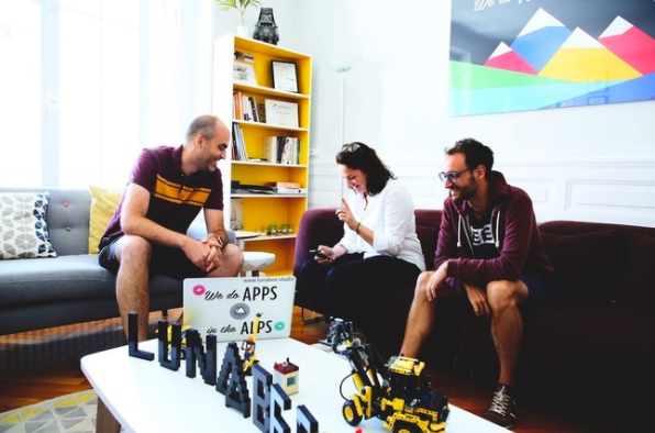 Découvrez la culture tech chez Lunabee Studio