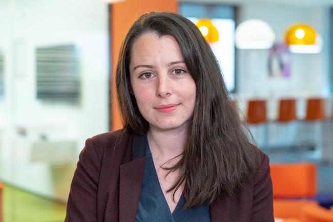 Rencontrez Cécile, Consultante Gfi Business Transformation - Gfi