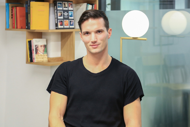 Rencontrez Félix, General Manager France - Storefront