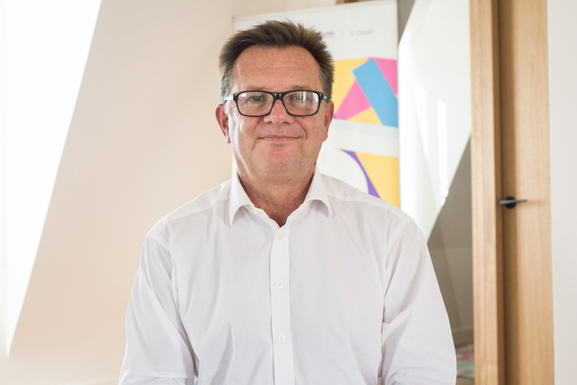 Rencontrez Frédéric, Directeur Général