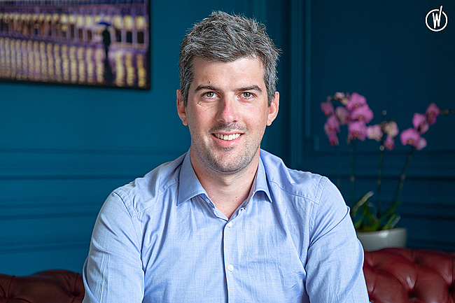Meet Matthieu, Vice President- System- Infrastructure Technology - Capital Fund Management