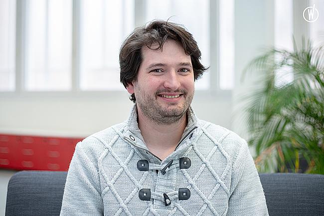 Rencontrez Julien, Poncet - GYROLIFT