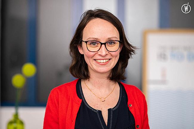 Rencontrez Emilie, Directrice pédagogique