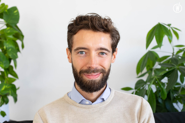Rencontrez Baptiste, Digital Marketing Manager - EASYRECRUE