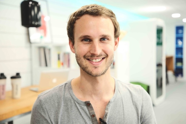 Rencontrez Alexis, Co-founder & Responsable produit - Vitaline