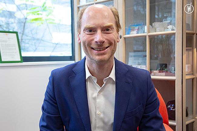 Rencontrez Benoît, Fondateur - VEGEA