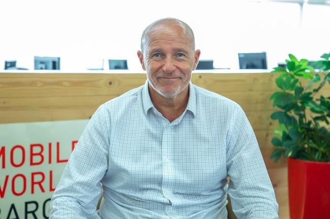 Conoce a Carlos, CEO - Mobile World Capital Barcelona