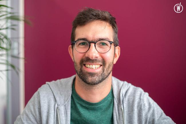 Rencontrez Raphael, Product manager & Software engineer - Odaseva