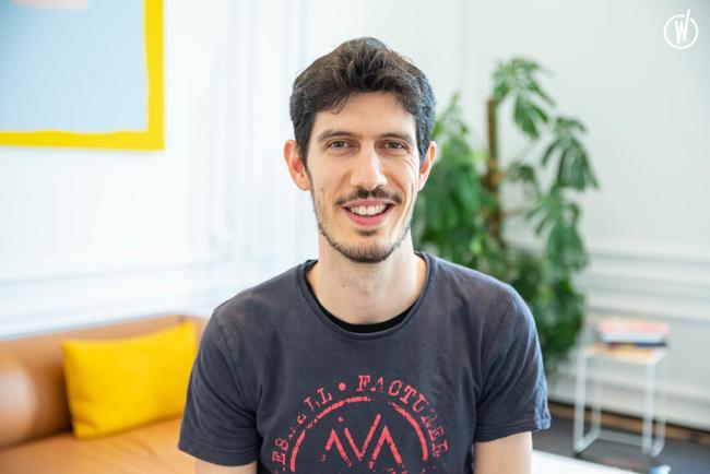 Rencontrez Mathieu, Développeur web