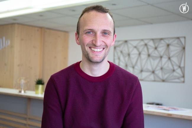 Rencontrez Alexandre, Responsable Communication & Marketing - Le Cube