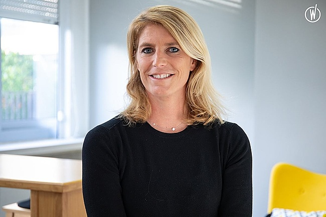 Rencontrez Marie, Fondatrice - Ecodrop