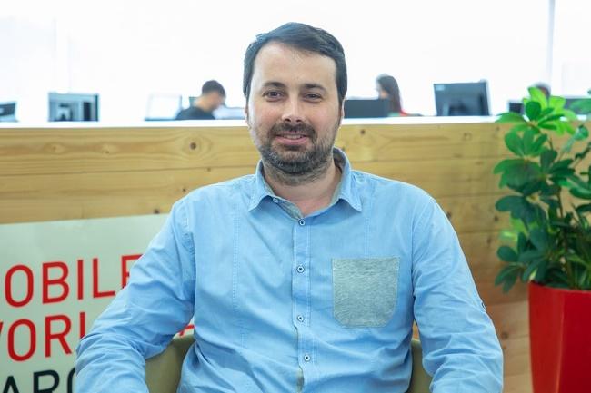 Conoce a Víctor, Digital Talent Project Manager - Mobile World Capital Barcelona