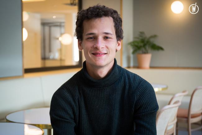 Meet Joachim, Lead Project Analyst - FABERNOVEL
