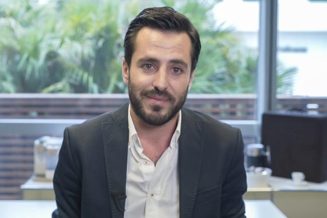 Conoce a Francisco, OOH Sales Representative - DABA, Distribuidor Exclusivo de Nespresso