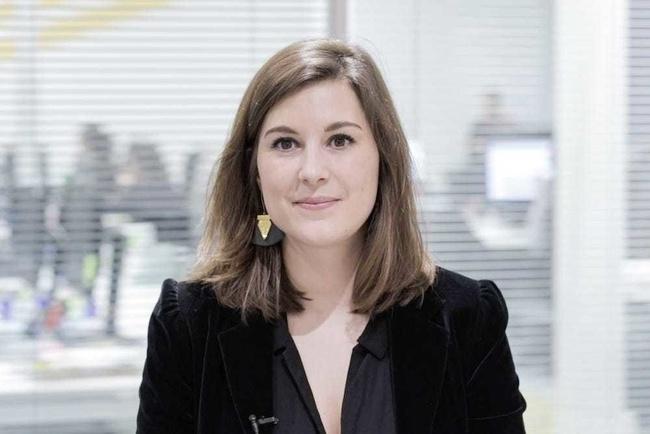 Rencontrez Aurélie, Responsable du recrutement - MEDIAS FRANCE