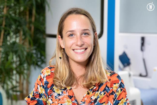 Rencontrez Bérengère, Responsable des Opérations - Health For Development