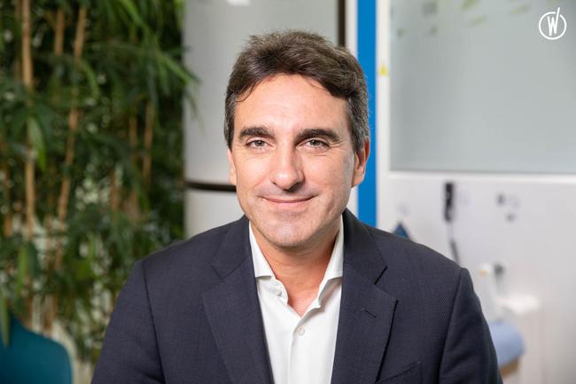 Rencontrez Franck, PDG - Health For Development