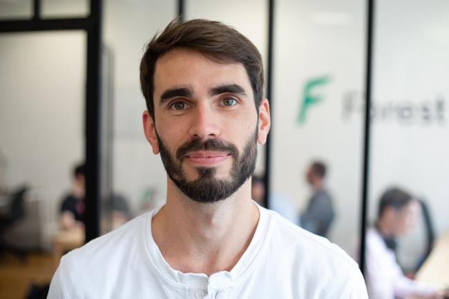 Rencontrez Arnaud, CTO