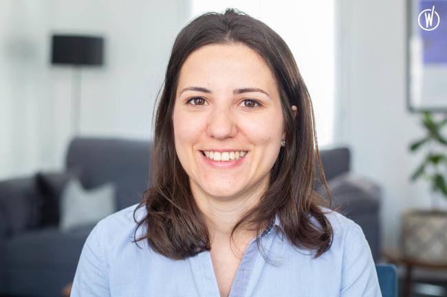 Rencontrez Sophie, Consultante avant-vente - Jouve