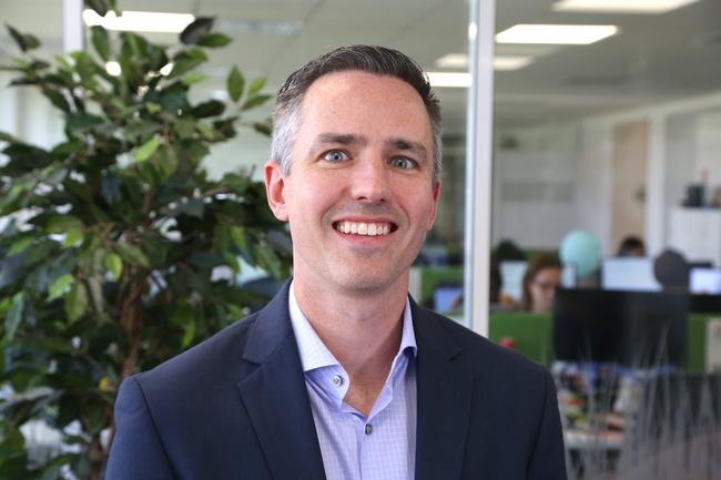 Meet Sean Barr, Senior Account Executive - USA - EcoVadis