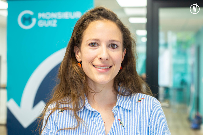 Rencontrez Raphaëlle, Product Owner