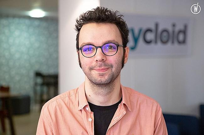 Meet Mathieu, DevOps - Cycloid