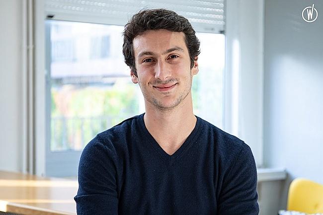 Rencontrez Eliott, Responsable Marketing - Ecodrop