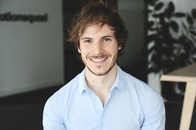 Rencontre Mathieu, Directeur de projets, responsable du pôle digital