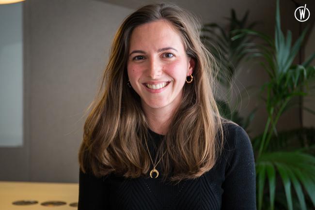 Meet Pauline, Project Manager - FABERNOVEL