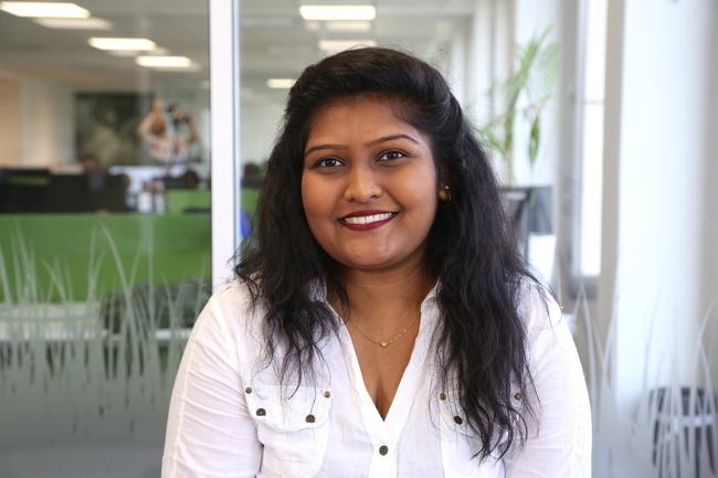 Meet Ishwaree Bheenick, Customer Engagement Team Leader - Mauritius - EcoVadis