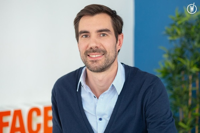 Rencontrez Jules, Head of Sales - Facelift France