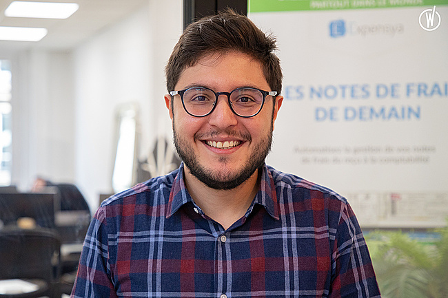 Conoce Mohamed, Implementación de Project Manager  - Expensya
