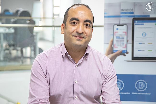 Rencontrez Karim, CEO et co-fondateur - Expensya