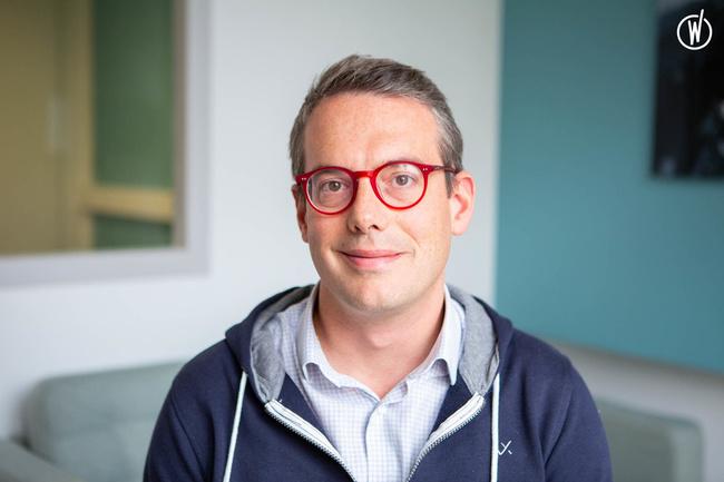 Rencontrez Laurent, Co-Fondateur - Solinki