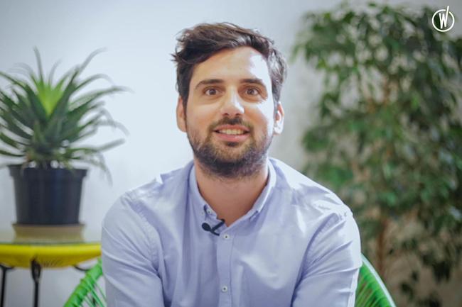 Rencontrez Arnaud, Chef de projet