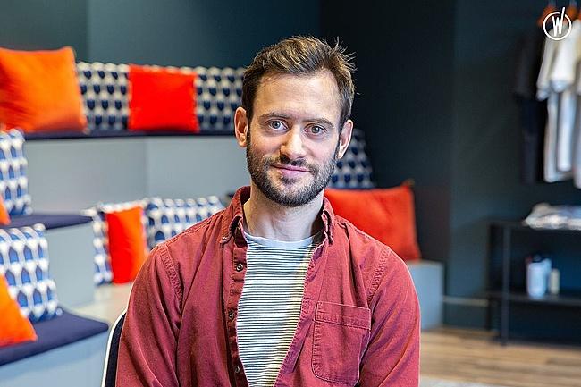 Rencontrez Stéphane, Concepteur Rédacteur Senior - Hungry and Foolish