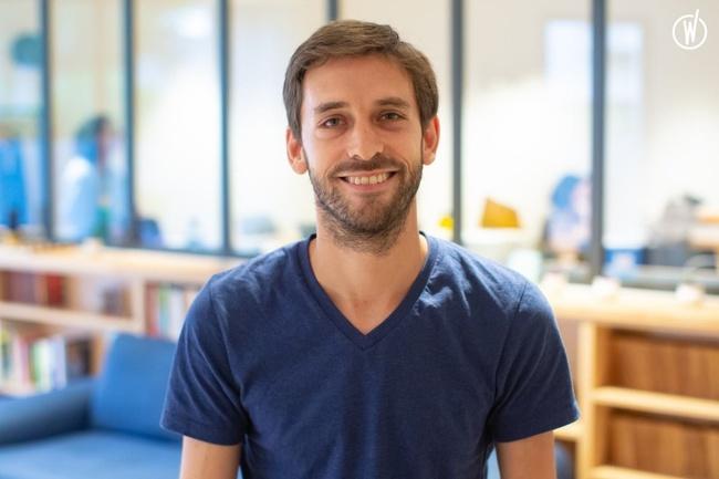 Rencontrez Vincent, Co-fondateur & CEO - idomed