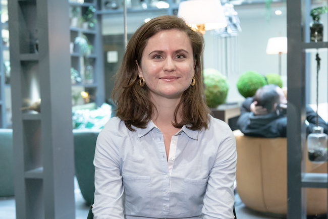 Rencontrez Coline, Data Scientist - Upply
