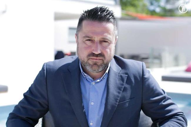 Rencontrez Benoit, Directeur Développement - Groupe Quintésens