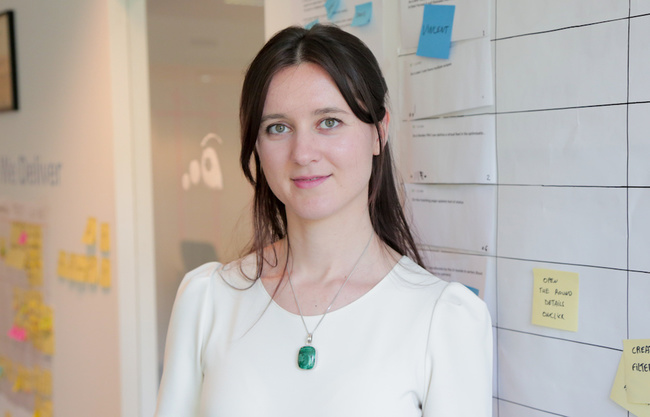 Rencontrez Jolien, Customer Success Manager