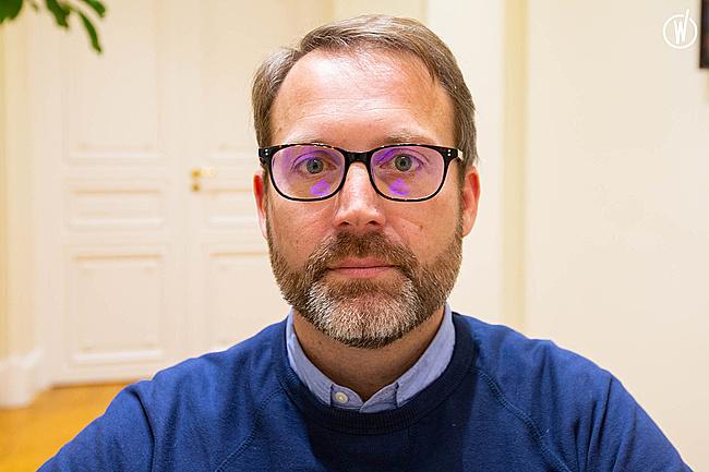 Rencontrez Renaud, CTO & President - RIMES Technologies