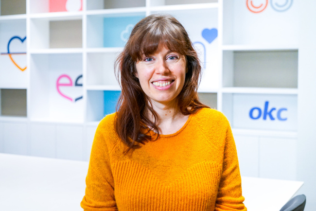 Rencontrez Elisabeth, Chatbot Product Manager - Meetic