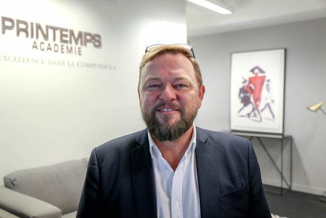 Rencontrez Arnaud, Directeur des Opérations et de l'Omnicanal - Printemps